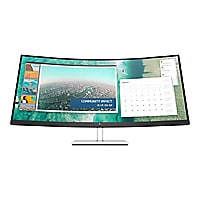 "HP E344c 34"" WQHD 3440x1440 Curved Monitor"