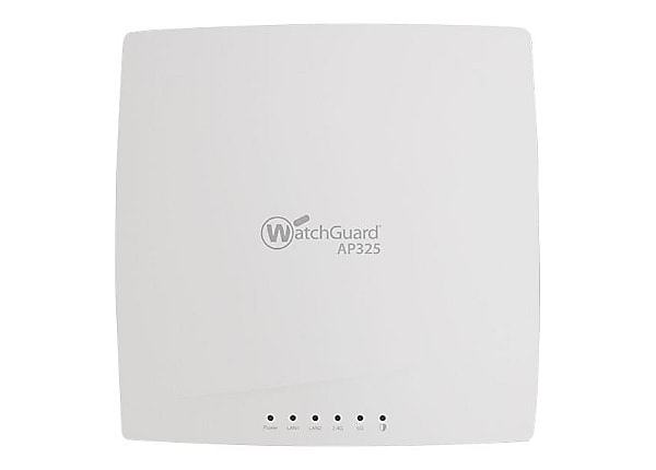 WatchGuard AP325 - wireless access point - WatchGuard Trade-Up Program - wi
