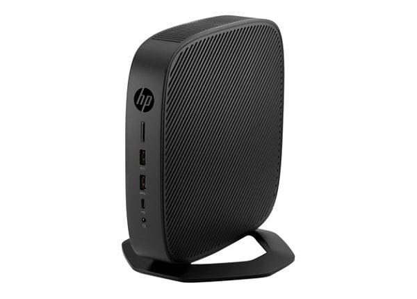 HP t640 - SFF - Ryzen Embedded R1505G 2.4 GHz - 4 GB - flash 16 GB - US