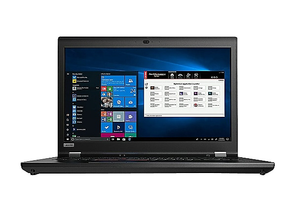 "Lenovo ThinkPad P73 - 17.3"" - Core i7 9750H - 16 GB RAM - 512 GB SSD - US"