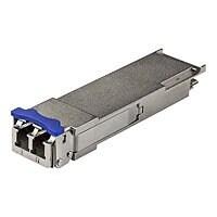 StarTech.com Dell EMC QSFP-40G-LR4 Compatible QSFP+ - 40GbE SMF - 10km DDM