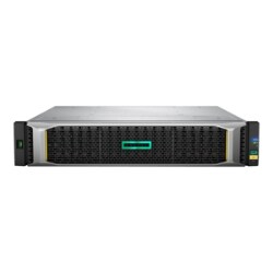 HPE Modular Smart Array 2052 SAS Dual Controller LFF Storage - solid state