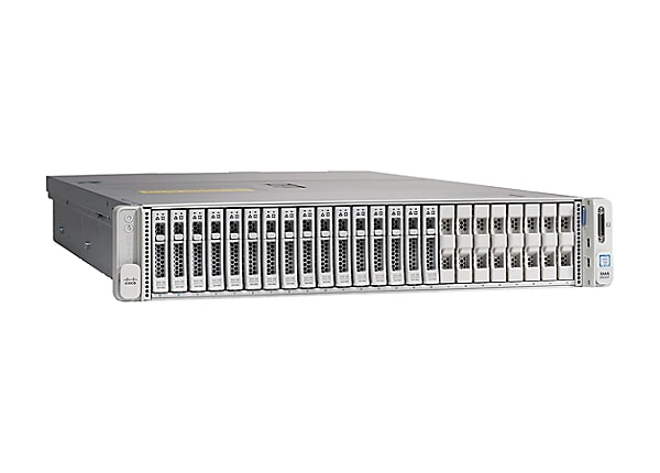 Cisco Content Security Management Appliance M695 - security appliance