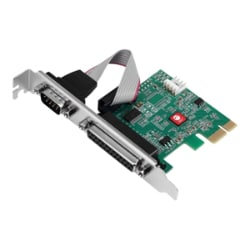 SIIG DP Cyber 1S1P - parallel/serial adapter