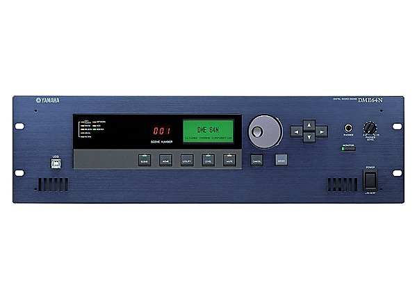 Yamaha DME64N Networkable Digital Mixing Engine