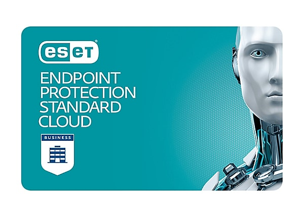 ESET Endpoint Protection Standard Cloud - subscription license (1 year) - 1