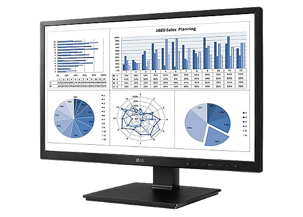 """LG 24CK550Z 23.8"""" Full HD All-in-One Zero Client Monitor"""