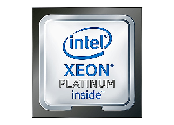Intel Xeon Platinum 8253 / 2.2 GHz processor