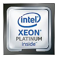 Intel Xeon Platinum 8256 / 3.8 GHz processor