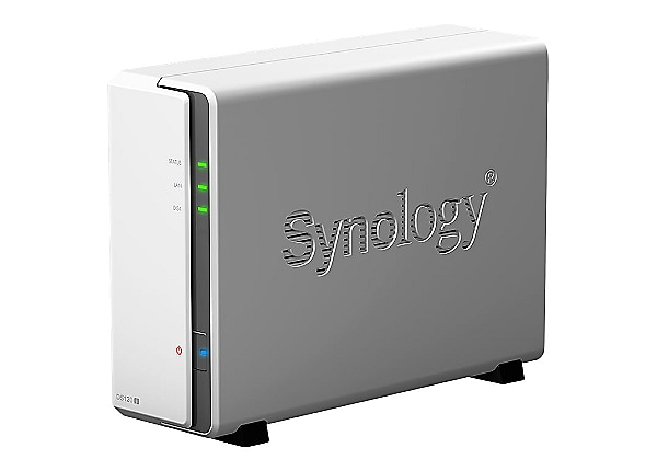 Synology Disk Station DS120J - personal cloud storage device - 0 GB