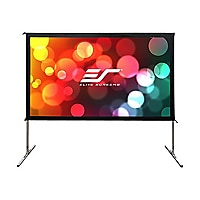 Elite Screens Yard Master 2 Series OMS120HR3 - projection screen with legs
