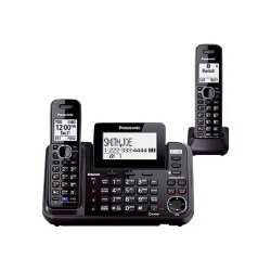 Panasonic KX-TG9552 - corded/cordless - answering system - with Bluetooth i