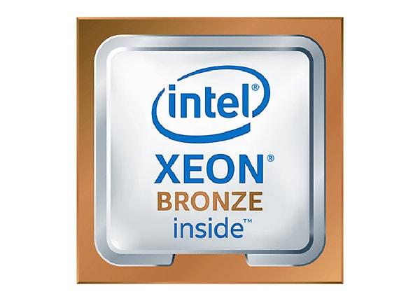 Intel Xeon Bronze 3106 / 1.7 GHz processor