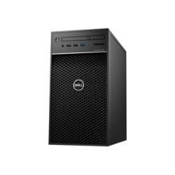 Dell Precision 3630 Tower - MT - Core i7 9700 3 GHz - 16 GB - 256 GB