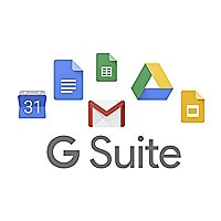 G Suite by Google Cloud Basic - subscription license (1 year) - 1 user, 30