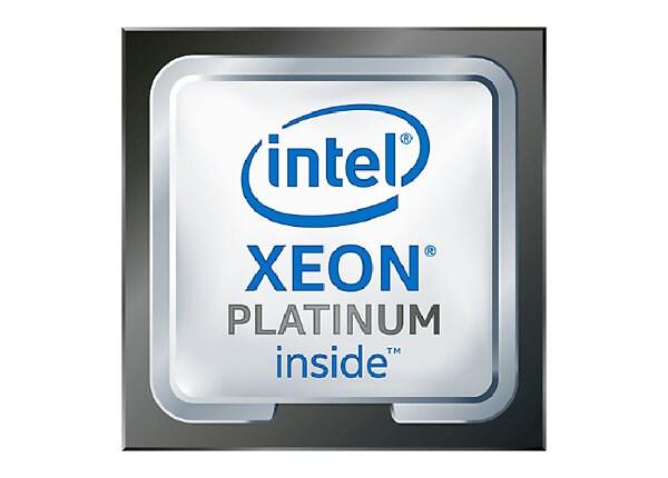 Intel Xeon Platinum 8176 / 2.1 GHz processor