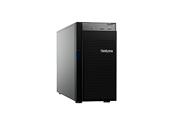 Lenovo ThinkSystem ST250 - tower - Xeon E-2144G 3.6 GHz - 8 GB