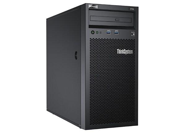Lenovo ThinkSystem ST50 - tower - Xeon E-2174G 3.8 GHz - 8 GB