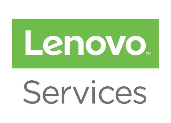 Lenovo Post Warranty Technician Installed Parts - installation - 2 years -