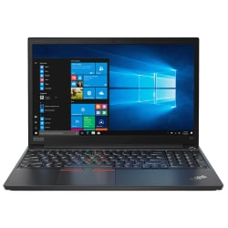 "Lenovo ThinkPad E15 - 15.6"" - Core i5 10210U - 8 GB RAM - 256 GB SSD - US"