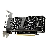 MSI GTX 1650 4GT LP - graphics card - GF GTX 1650 - 4 GB