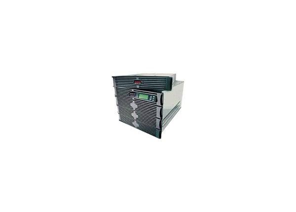 APC Symmetra RM 4kVA Scalable to 6kVA N+1 208/240V