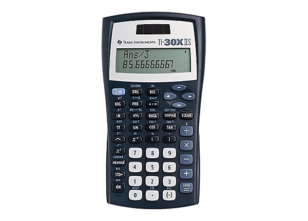 Texas Instruments TI-30X IIS Teacher Kit - scientific calculator