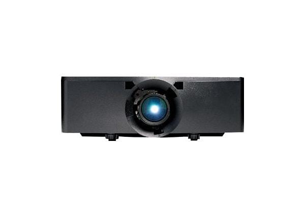 Christie HS Series D20HD-HS - DLP projector - no lens - 3D - LAN