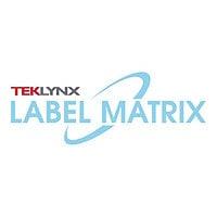 Label Matrix 2019 PowerPro - subscription license (5 years) + 5 Years Softw
