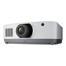 NEC NP-PA703UL-41ZL - PA Series - LCD projector - zoom lens - 3D - LAN - wi