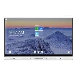 SMART Board MX075-V2 Pro interactive display with iQ SBID-MX275-V2-PW MX Se