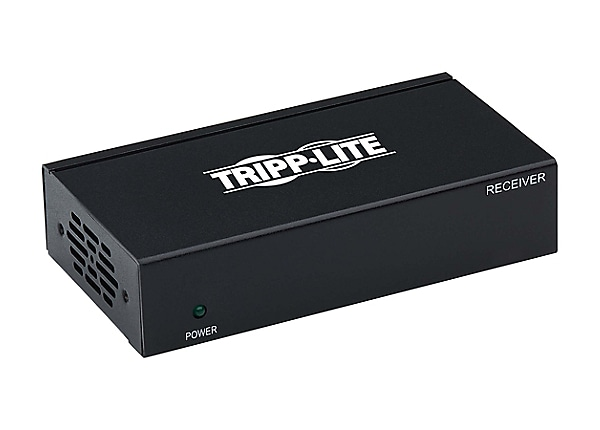 Tripp Lite HDMI Over Cat6 Active Remote Receiver w/ PoC 4K@60Hz 4:4:4 TAA
