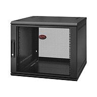 APC NetShelter WX AR109SH6 - cabinet - 9U