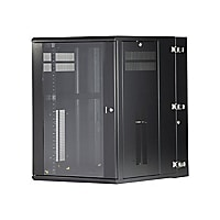 Panduit PanZone rack - 18U