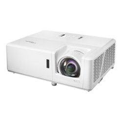 Optoma ZH406ST - DLP projector - short-throw - 3D