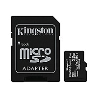 Kingston Canvas Select Plus - flash memory card - 32 GB - microSDHC UHS-I