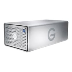G-Technology G-RAID with Thunderbolt 3 GRARTH3NB280002BDB - hard drive arra