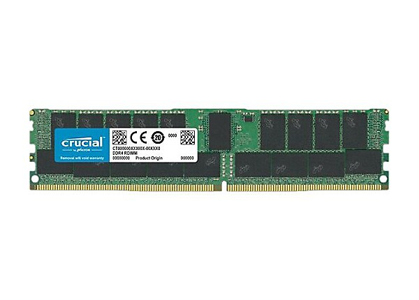 Crucial - DDR4 - 64 GB - DIMM 288-pin - registered