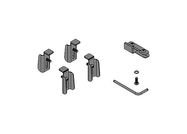 Havis UT-1005-KIT notebook vehicle mount adapter kit