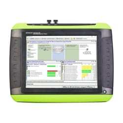Netscout OptiView XG Network Analysis Tablet - network tester