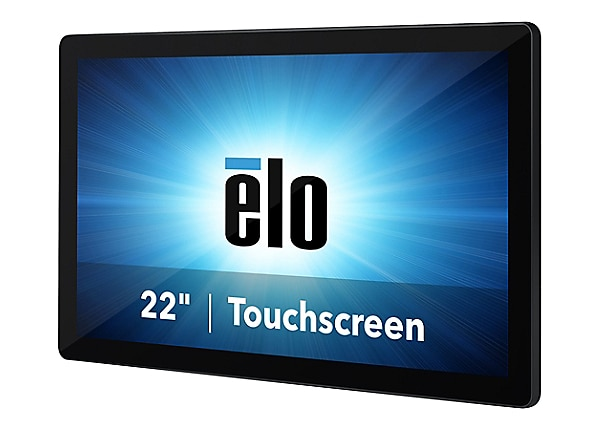 Elo I-Series 2.0 ESY22i3 - all-in-one - Core i3 8100T 3.1 GHz - 8 GB - 128
