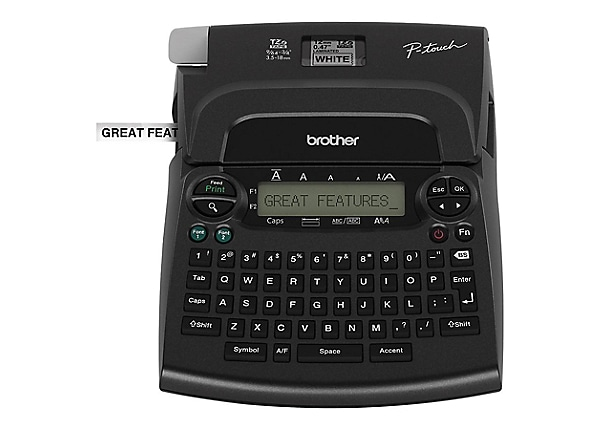 Brother P-Touch PT-1890D - labelmaker - monochrome - thermal transfer