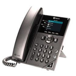Polycom VVX 250 4-Line Desktop VoIP Business IP Phone