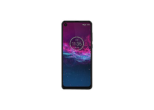 Motorola One Action - Android One - Demin Blue - 4G - 128 GB - CDMA / GSM -
