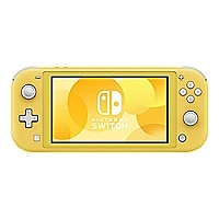 Nintendo Switch Lite - handheld game console - yellow