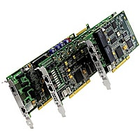 Brooktrout TR1034+P24H-T1-1N-R 24 Channel Fractional T1 Fax Board