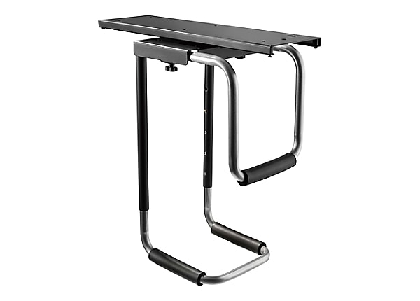 Tripp Lite CPU Mount for Computer Towers Under-Desk Width Height Adjustable