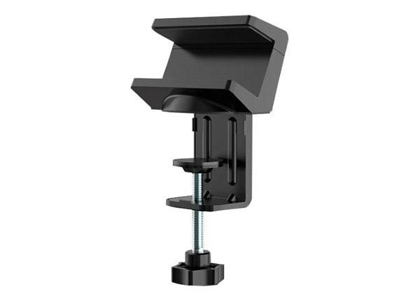 StarTech.com Power Strip Desk Mount - Clamp-on Power Strip Holder
