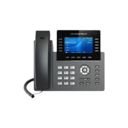 Grandstream GRP2615 - VoIP phone with caller ID/call waiting - 3-way call c