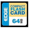 EDGE 64MB Premium Compact Flash